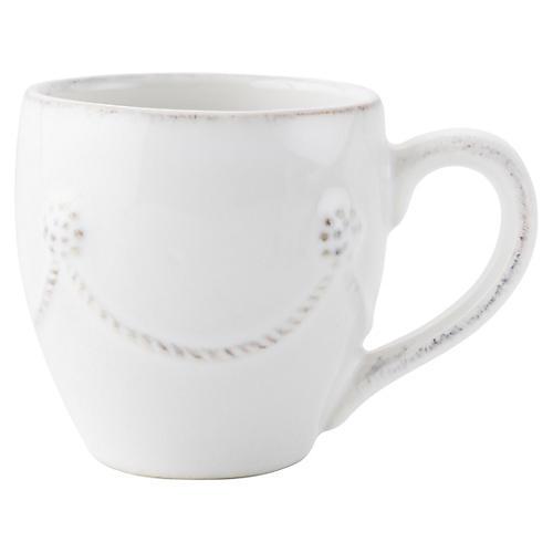 Berry & Thread Espresso Cup, White