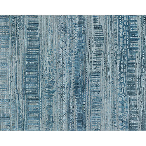 Monson Rug, Blue