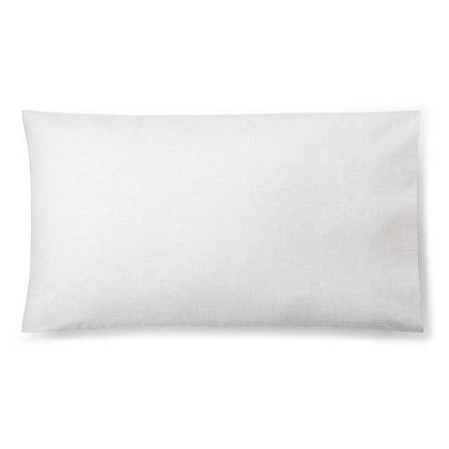 Graydon Pillowcase, White