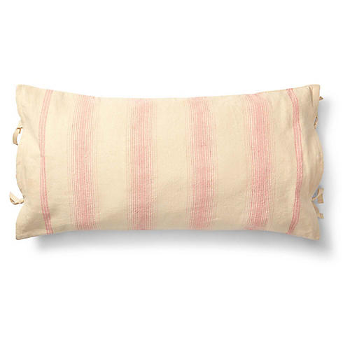 Bardette Pillow, Pink