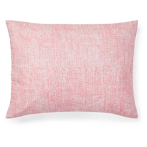 Heatherley Pillow, Pink