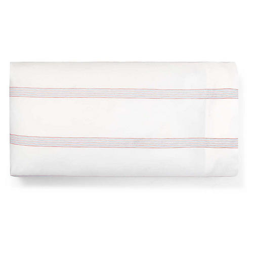 Marley Pillowcase, Cream/Multi