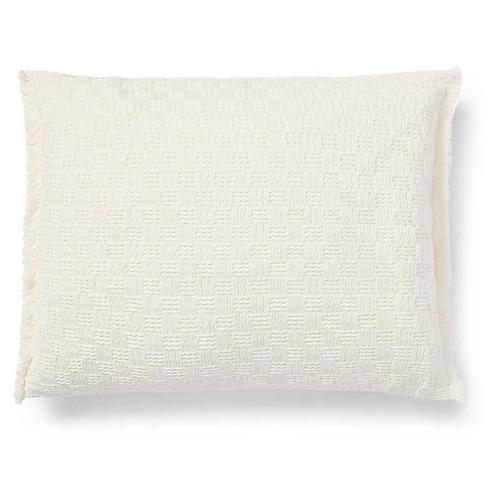 Annalise 15x20 Texture Pillow, Natural