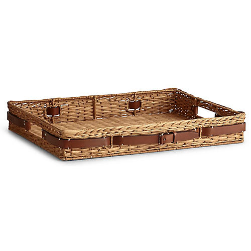 Bailey Tray, Natural