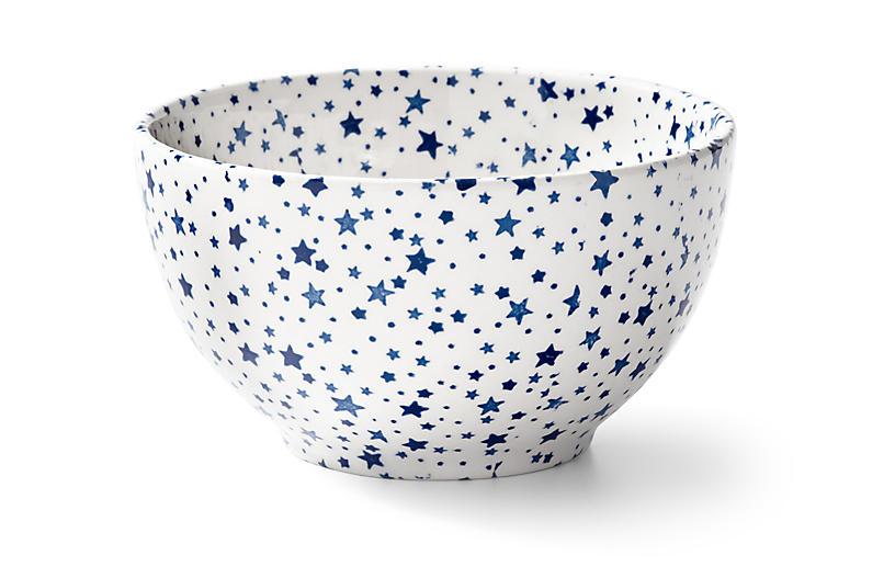 Midnight Sky Ice Cream Bowl