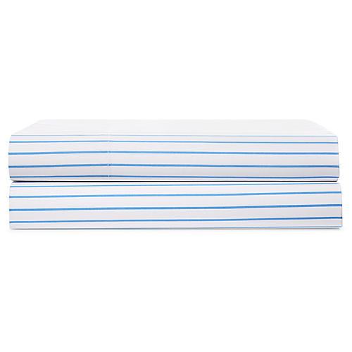Prescott Stripe Fitted Sheet