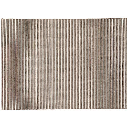 Jacob Outdoor Rug, Brown/Gray