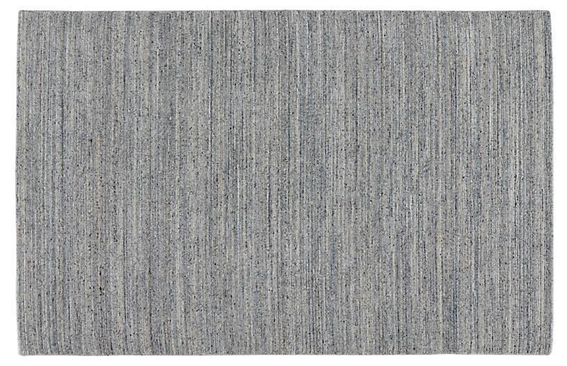 Cortez Rug, Blue/Gray