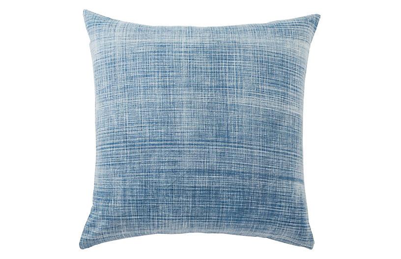 Morgan 22x22 Pillow, Blue