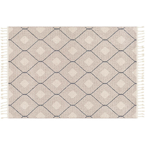 Bexxi Rug, Taupe/Gray