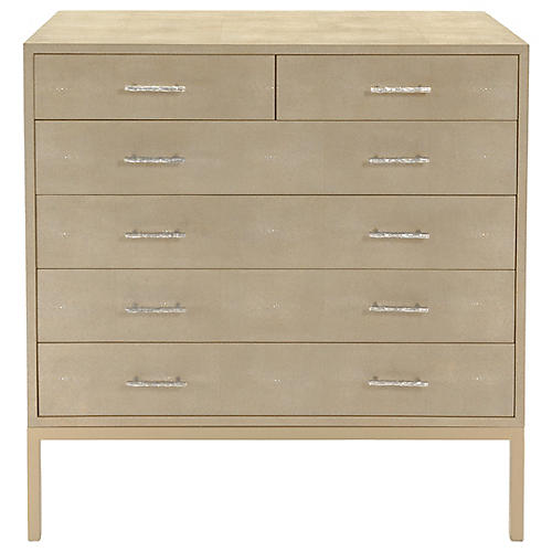 Ashby Dresser, Natural