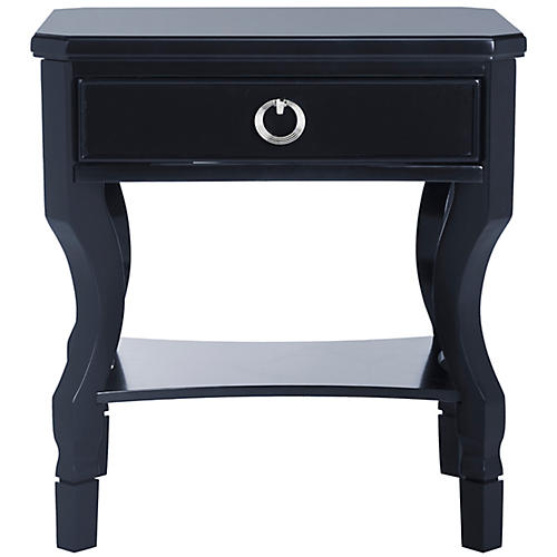 Klass Nightstand, Navy
