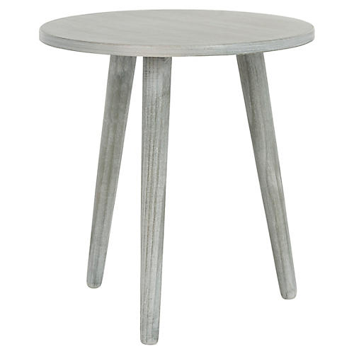 Orion Side Table, Slate Gray