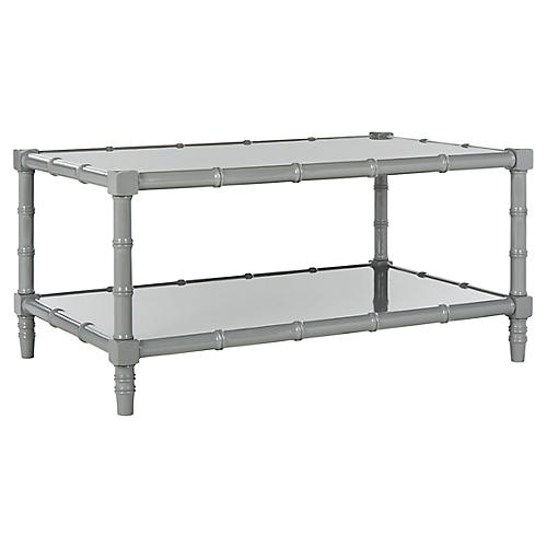 Noam Coffee Table, Gray