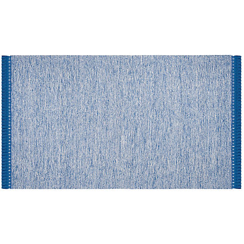 Pess Kids' Rug, Blue