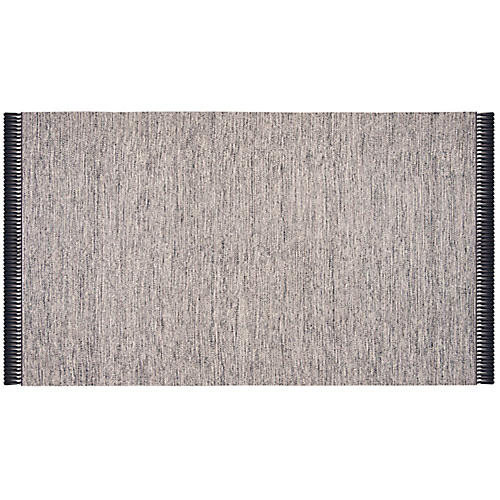 Pess Kids' Rug, Gray