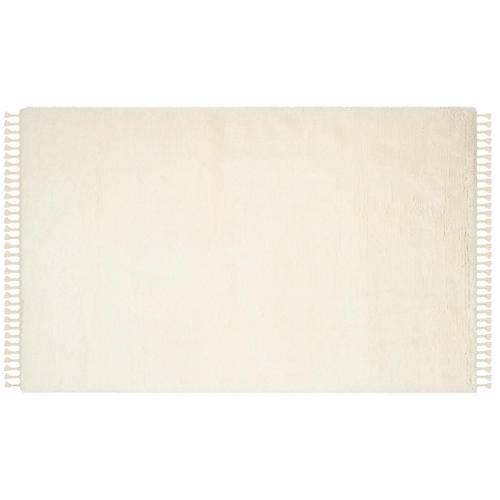 Casablanca Hand-Knotted Rug, Ivory