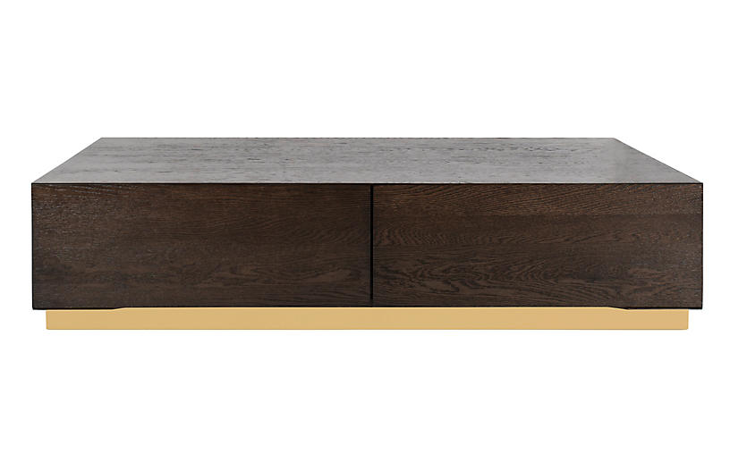 Koreff Coffee Table Espresso Tables Living Room