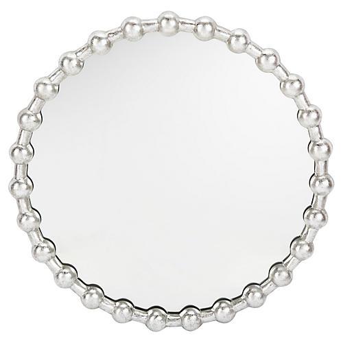 Shira Mirror, Silver Foil