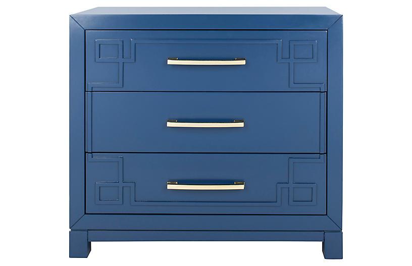 Capello Dresser, Blue