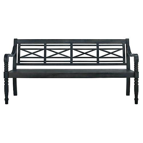 Karoo Bench, Dark Slate Gray