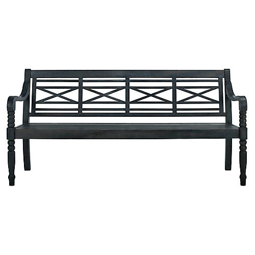 Karoo Bench, Dark Slate Gray