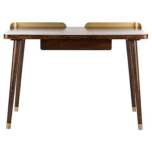 Habner Desk, Espresso