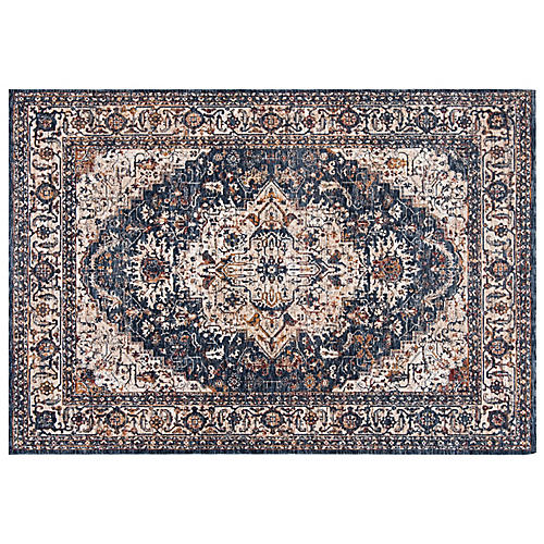 Ashbrook Rug, Blue