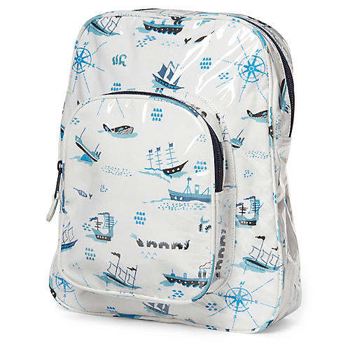 12.0 Afloat Lenny Backpack, Blue