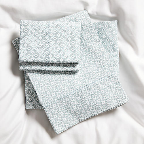 Dyne Sheet Set, Sage