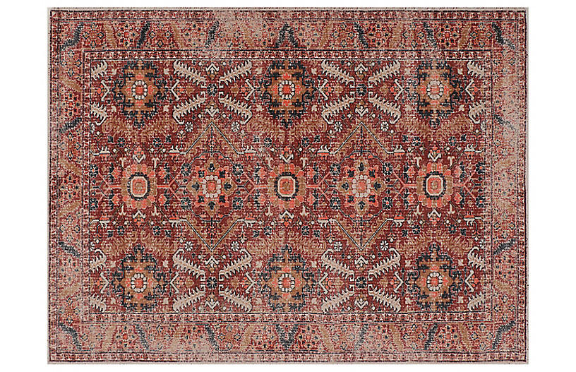 Hendry Rug, Red