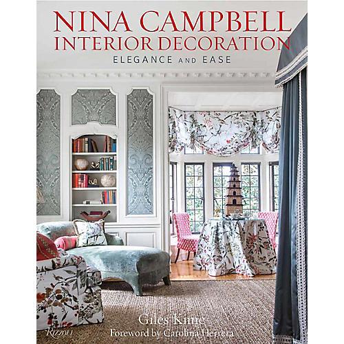 Nina Campbell Interior Decoration