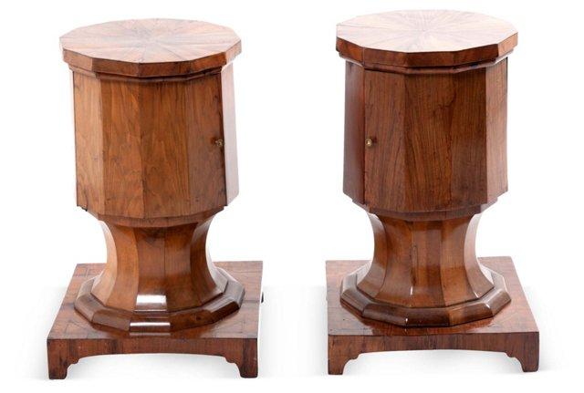 Column Stands, Pair