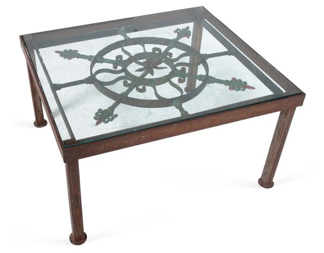 Architectural Element as a Table