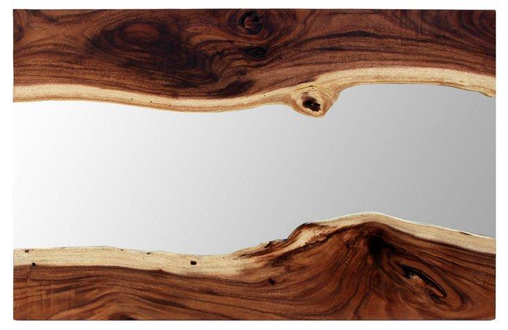 Jameson Wood Mirror