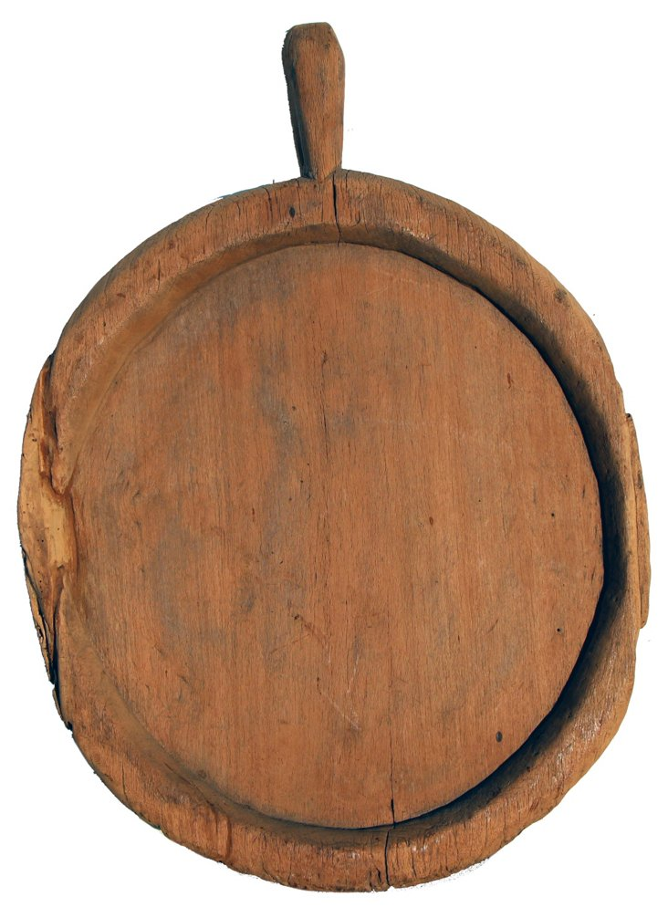 Brette Rice Tray, Natural