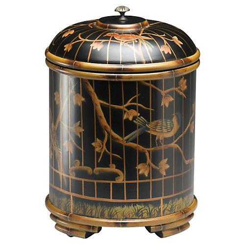 "15"" Birdcage Box, Box"