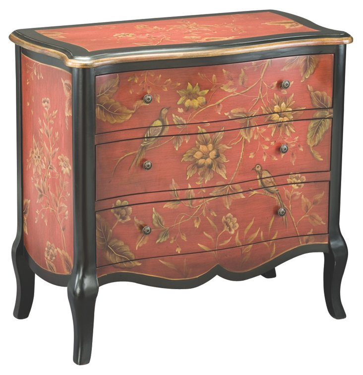 Phineas 3-Drawer Chest