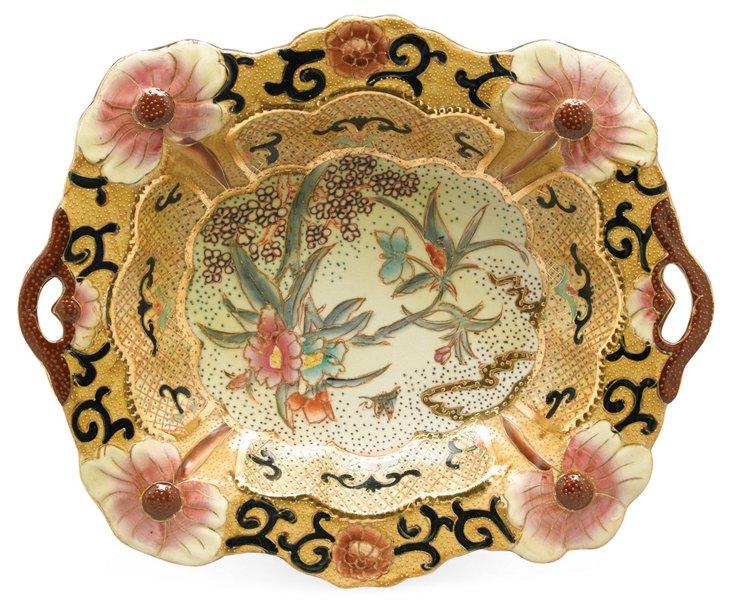 13x11 Lotus Plate
