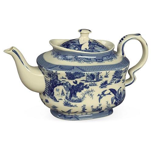 """5"""" Toile Teapot"""