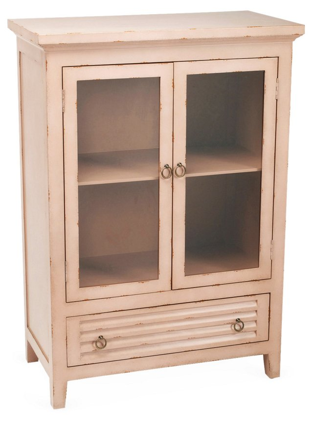 Paterson Cabinet, Light Pink