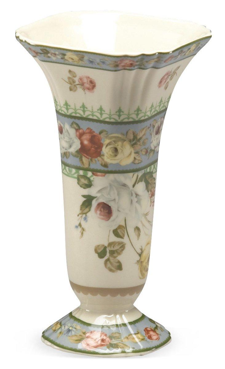 """8"""" Floral Vase"""