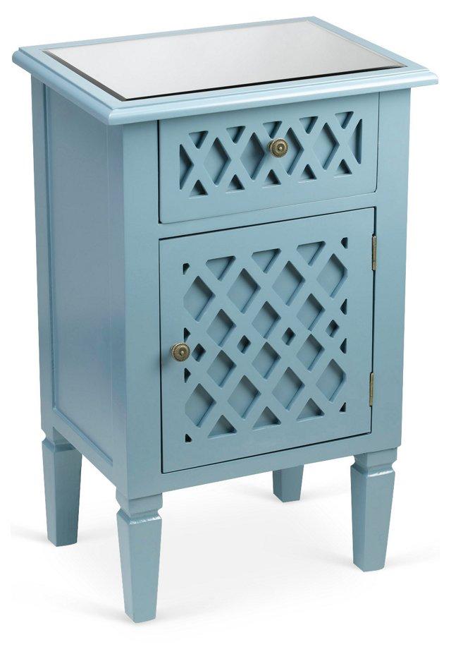 Alexander Cabinet, Blue