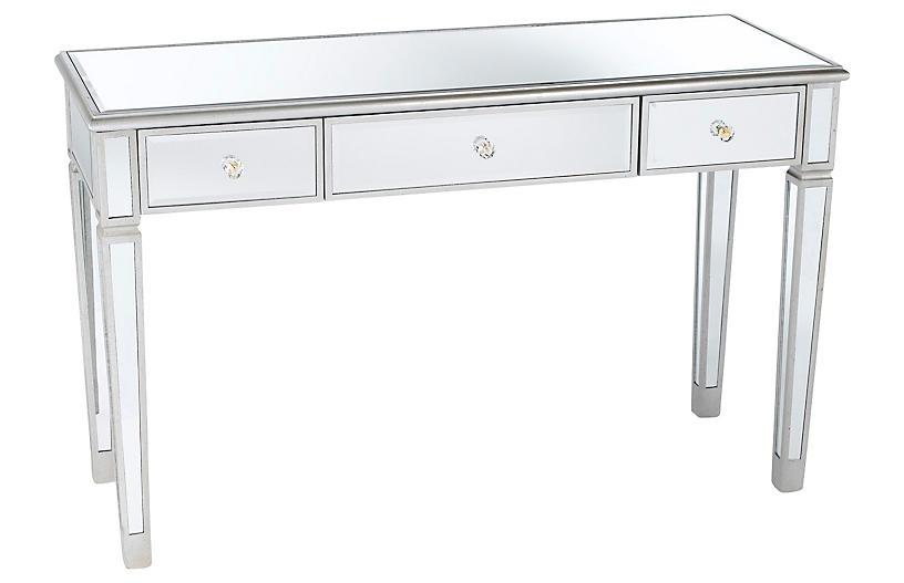 Sienna Dresser, Silver
