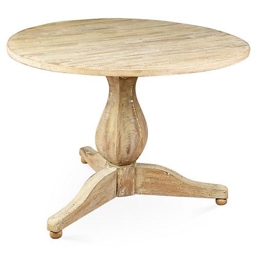 Corbett Dining Table, Natural