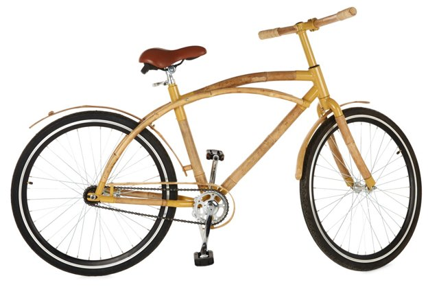 Husky Eco Bike, Bamboo