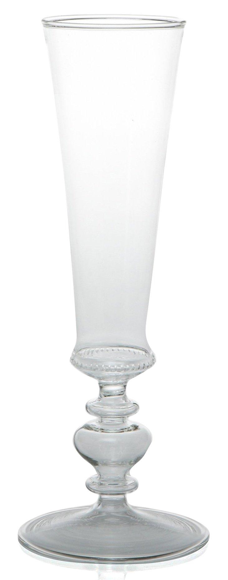 S/4 La Boheme Champagne Flutes
