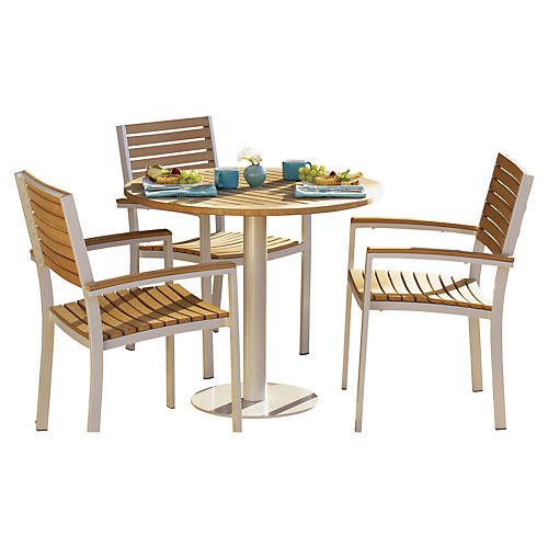 Jonathan 8-Pc Bistro Set