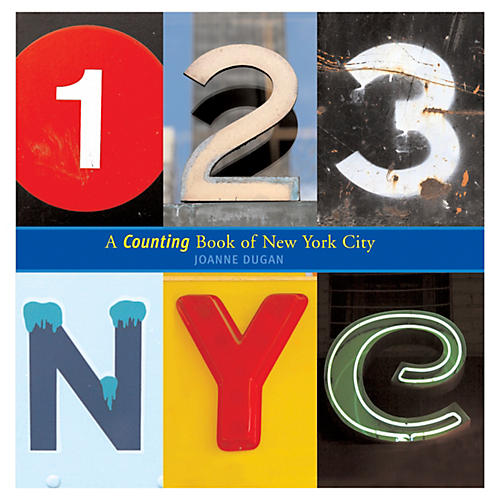 123 NYC: Counting Book of New York City