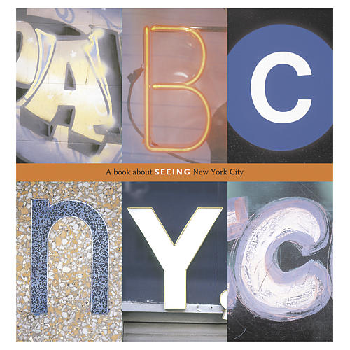 ABC NYC: Book About Seeing New York City